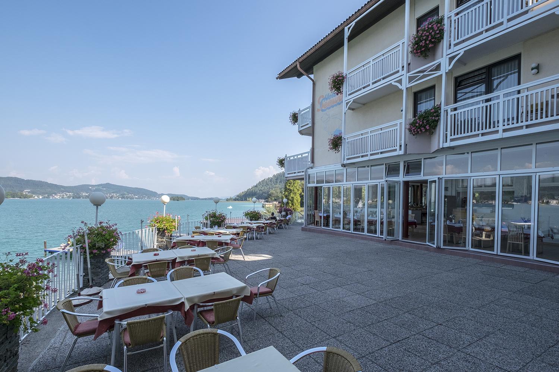 1. Fliesen Hotel Dellach